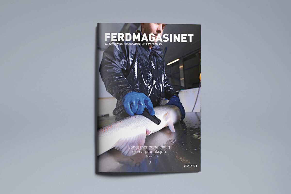 Ferdmagasinet cover
