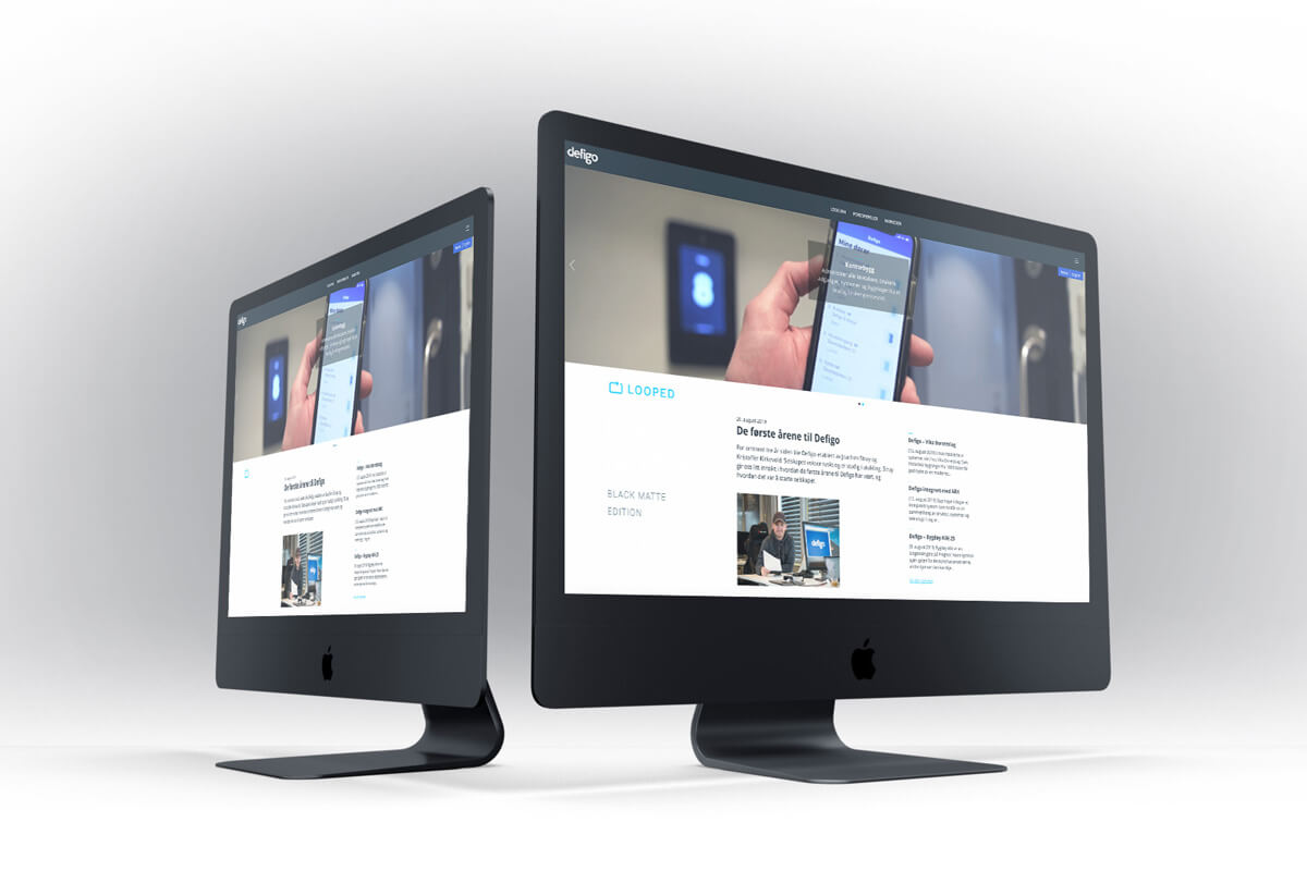 Defigo-webside