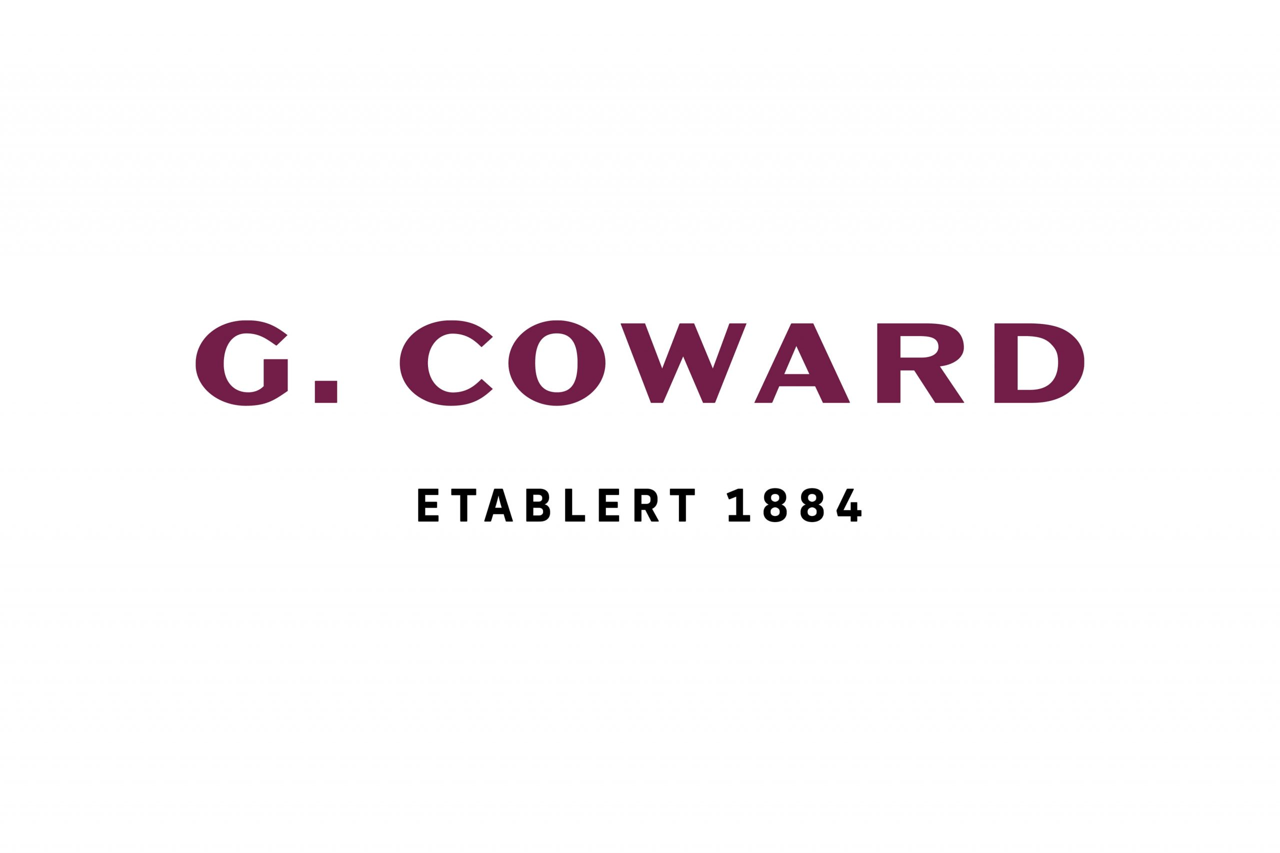 Grafisk profil for G. Coward AS