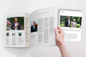 Digitalt magasin for Ferd